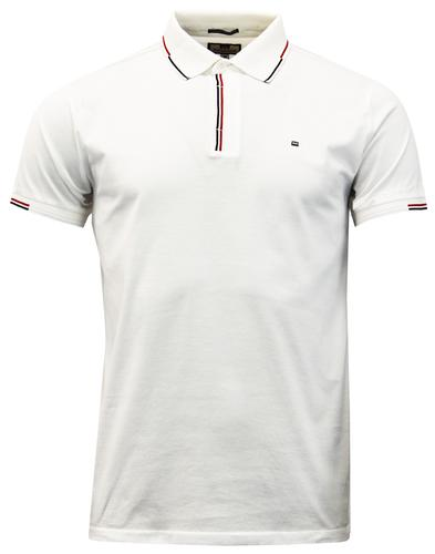 Cage WEEKEND OFFENDER Retro Splinter Tipped Polo