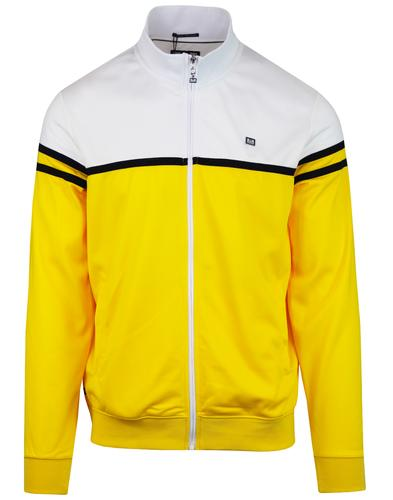 Steinbeck WEEKEND OFFENDER Retro 80s Track Top (L)
